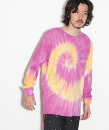 URBAN RESEARCH Sonny Label/Hurley MATSUMOTO TIE DYE LONG-SLEEVE/503184142