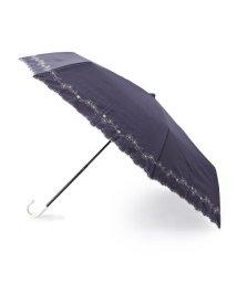 grove/フラワー刺しゅう晴雨兼用折り畳みパラソル/503184276