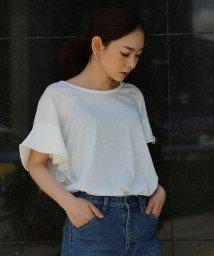 osharewalker/『nOrティアードフリル袖デザインTシャツ』/503184295