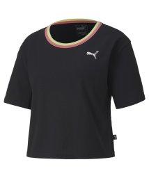 PUMA/プーマ/レディス/CELEBRATION WS スタイルTシャツ/503184799