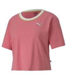 PUMA/プーマ/レディス/CELEBRATION WS スタイルTシャツ/503184801