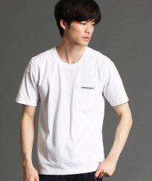 HIDEAWAYS NICOLE/ロゴプリントTシャツ/503114619