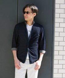 NICOLE CLUB FOR MEN/リンクス迷彩柄カットソーシャツ/503166268