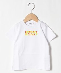 X-girl Stages/キラッキー×ボックスロゴTシャツ/503172643