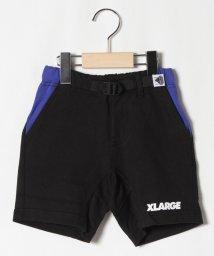 XLARGE KIDS/スタンダードロゴクライミングショーツ/503172646