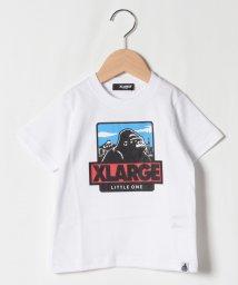 XLARGE KIDS/JAPAN OGゴリラロゴTシャツ/503172647