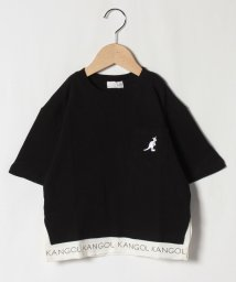 b-ROOM/KANGOLレイヤード風Tシャツ/503172651