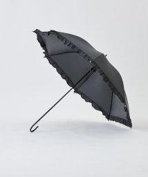 tocco closet/フリル付き遮光傘(晴雨兼用)/503180697