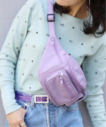SLOBE IENA/SLOBE citron. MISS YOU UK ボディBAG◆/503185272