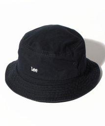 JNSJNL/【LEE】ネームロゴツイルバケットハホワイト/503177433