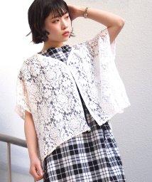 Dear Princess/透け感半袖カットソー/503179827