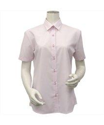 BRICKHOUSE/シャツ 半袖 形態安定 レギュラー衿 ピマ綿100% レディース ウィメンズ/503185620