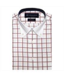 BRICKHOUSE/ワイシャツ 半袖 形態安定 クレリック ピマ綿100%  メンズ/503185628