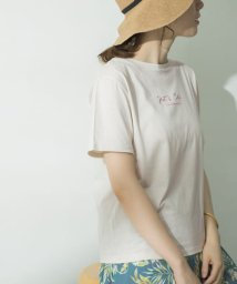 URBAN RESEARCH/エンブロイダリーロゴTシャツ/503185734