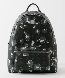 LOVELESS MENS/【MCM】MEN バックパック STARK FLORAL LEOPARD BACKPACK 40 MMKASVE08/502874218