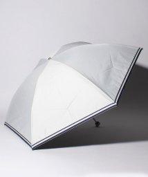 "MACKINTOSH PHILOSOPHY(umbrella)/MACKINTOSH PHILOSOPHY 晴雨兼用折りたたみ傘 ""無地 グログラン""/502931778"