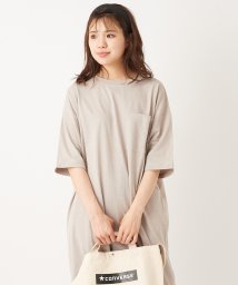 NICE CLAUP OUTLET/シンプルカットワンピース/503119375