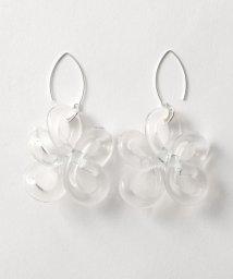 LOVELESS WOMEN/【Corey Moranis】WOMEN flower earring Sterling silver Findings/503127568