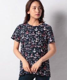 CARA O CRUZ/アンカーモチーフTシャツ/503135734