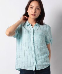 CARA O CRUZ/【PAGANINI】ストライプシャツ/503135737
