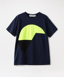 LOVELESS MENS/【ALOYE】MEN Color Blocks Short Sleeve T-shirt AY05748/503146227