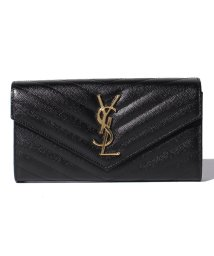SAINT LAURENT/【SAINT LAURENT PARIS】Monogram Saint Laurent Flap Wallet/503159112