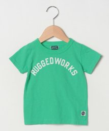 RUGGEDWORKS/RWロゴ半袖T                                      /503162755