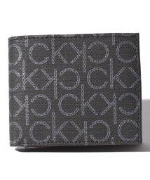 Calvin Klein/【メンズ】【Calvin Klein】PVC Logo 小銭入れ付二つ折財布/503171380