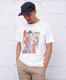 GIORDANOM/[GIORDANO]KABUKI 半袖Tシャツ/503172558
