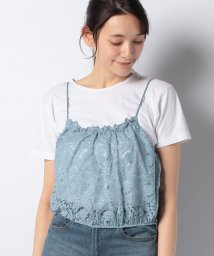 Spick & Span/ONLY HEARTSレースTOPS/503173401