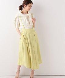 Spick & Span/アシメプリーツスカート/503173449