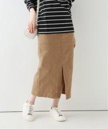 Spick & Span/チノAラインスカート/503173451