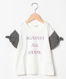 Sot Fairy/袖リボン付Tシャツ/503177446