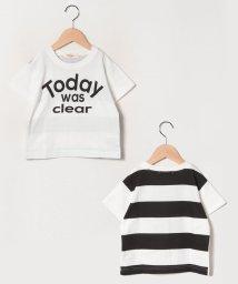 Sot Fairy/バックボーダーTシャツ/503177452