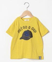 Sot Fairy/キャッププリントTシャツ/503177456