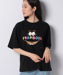 FRAPBOIS/ロゴTシャツ/503181026