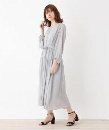 grove/【LLあり】キャミドレス付きベルテッドシャツワンピース/503186202