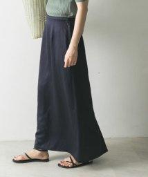 URBAN RESEARCH/CASA FLINE トリアセテートサテンスカート/503188116