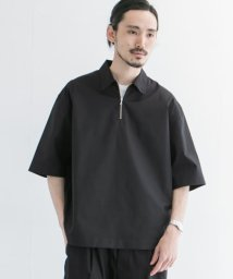 URBAN RESEARCH/URTECHツイルハーフZIP SHIRTS T-SHIRTS/503188232
