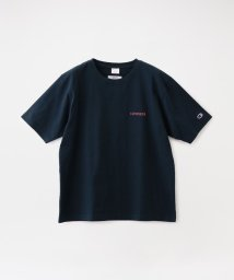 LOVELESS MENS/【Safari5月号掲載】【Champion exclusive for LOVELESS】MEN 別注 エンブロイダリーロゴTシャツ C8-R311/503188734