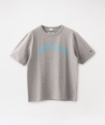 LOVELESS WOMEN/【Champion exclusive for LOVELESS】WOMEN 別注 カレッジロゴTシャツ/503188736