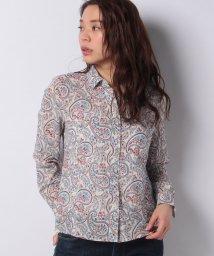 CARA O CRUZ/【LISA】ペイズリーシャツ/503135726