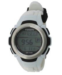 CREPHA PLUS/T-SPORTS デジタルウオッチ 腕時計 スポーツ【TSD021】/503172618