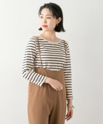 URBAN RESEARCH OUTLET/【WAREHOUSE】バックUボーダーカットソー38D/503174182