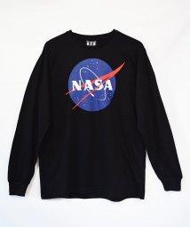 Village Vanguard/NASA ロゴ文字青  L/S/503179787