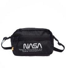 Village Vanguard/NASA ミニメッセンジャー ブラック/503179797