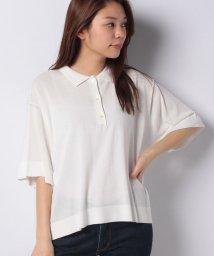MARcourt/【mizuiro ind】wide polo knit/503181033