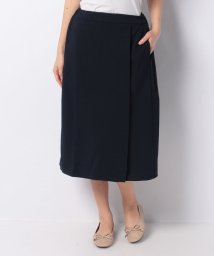 MARcourt/wrap front スカート/503181036