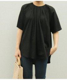 AULI/タックデザインTシャツ/503188897