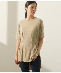 AULI/ウエストタックTシャツ/503188899